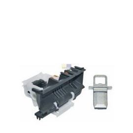 Breite Länge 116 mm Bosch Türgriff schwarz für Geschirrspüler 71 mm