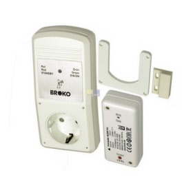 Zuluftfensterschaltung Sicherheitsabluftsteuerung DIBt Remote Control FDS 100